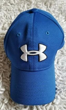 Under Armour Boys Girls Youth Stretch Fitted Heat Gear Hat-