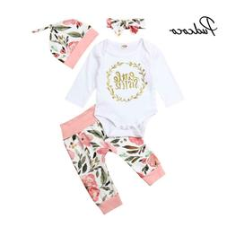 Brand Baby Girls clothesToddler Long Sleeve Letter Bodysuit