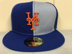 Brand New New Era 7 5/8 New York Mets Fitted Hat