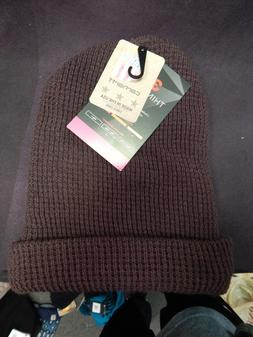 BRAND NEW CARHARTT ONE SIZE FITS ALL MAROON KNITTED HAT 1033