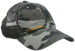 Carhartt Men'S Brandt Cap,Rugged Gray Camo,One Size