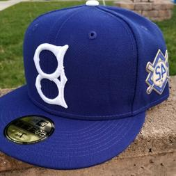 Brooklyn Dodgers New Era 2019 Jackie Robinson Day Patch 59FI