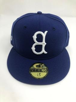 New Era Brooklyn Dodgers 9FIFTY Fitted Size 7 1/4 Hat Cap Co