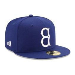 Brooklyn Dodgers MLB Authentic New Era Cooperstown 59FIFTY F