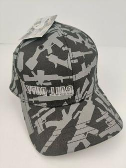 Call Of Duty Game Fitted Hat Cap NWT NOS Activision videogam