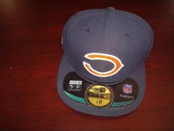 CHICAGO BEARS  RARE  NEW  FITTED SZ  6 7/8  NEW ERA DEADSTOC