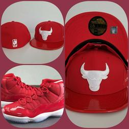 New Era Chicago Bulls 59Fifty Fitted hat for Jordan 11 Gym R