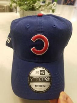 Chicago Cubs New Era 49Forty Fitted Hat, Size Medium, NWT $2