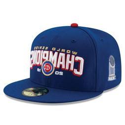 NEW ERA Chicago Cubs 59FIFTY World Series Champions 2016 Fit