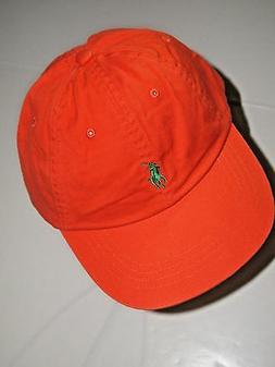 Polo Ralph Lauren classic chino sport cap unisex one size fi