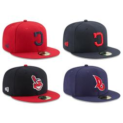 Cleveland Indians CLE MLB Authentic New Era 59FIFTY Fitted C
