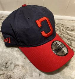 Cleveland Indians Tribe New Era 49FORTY MLB Fitted Hat Dad C