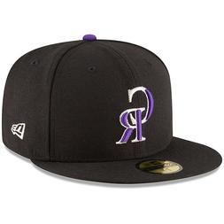 Colorado Rockies MLB New Era 25th Anniversary Patch 59FIFTY