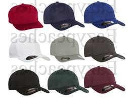 Flexfit - Cool & Dry Baseball Cap, Fitted, Sports Hat, Flex