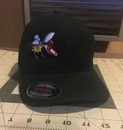 Custom Embroidered Scat Pack Style Fitted Hat You Choose Siz