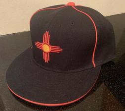 Dedicate Fitted Hat New Mexico Embroidered Zia 7 3/8