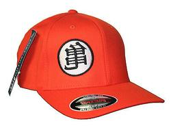 dragonball z gt goku hat premium fitted