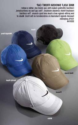 Nike Golf Dri-FIT Swoosh Cap 333114 Contrast Stitch Adjustab