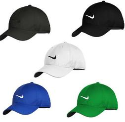 NIKE Dri-Fit Swoosh Front Hat Mens Adjustable Cap 548533 - V