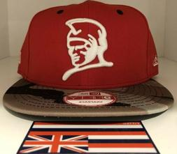 """DS Fitted Hawaii """"KAMEHAMEHA"""" Hat SnapBack Not Farmers M"""