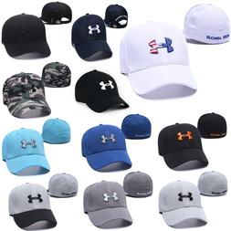 NEW Embroidered Under Armour Comfy Fit Golf Baseball Cap Uni