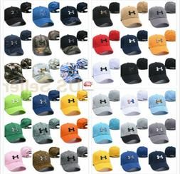 Fashion Under Armour Embroidered  Sun Hat Baseball Cap Stret