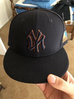 New York Yankees fitted hat 7 1/2 125th Anniversary