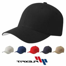 Flex Fit 5001 V-Flexfit Cotton Baseball Cap Fitted Ballcap P