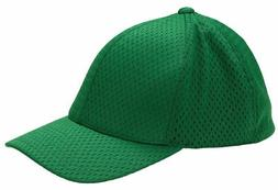 flexfit structured athletic mesh fitted hat baseball