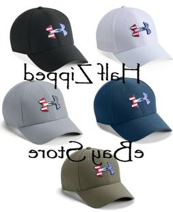 f9a3836e916 Under Armour Freedom Blitzing Cap Fitted Baseball Hat 131142. 5