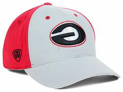 Georgia Bulldogs NCAA Top of The World Men's Fitted Cap Hat