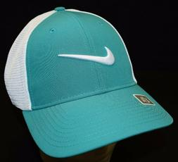 Nike Golf Legacy 91 Tour Mesh Fitted Golf Hat Cap 727031 Gre