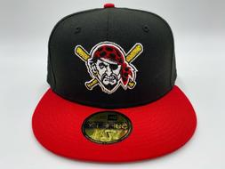 Hat Club Exclusive Pittsburgh Pirates Jolly Roger 2 Tone Fit
