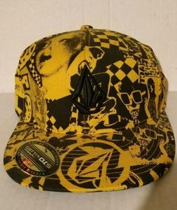 VOLCOM HAT NEW 210 FITTED 7 1/4 - 7 5/8