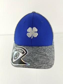 Black Clover Heather Luck 3 Hat, Royal, L/XL