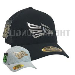 Hecho en Mexico Stretch Flex Fit Fitted Elastic Hat Curve Bi