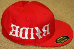 HELLS/ HELL's ANGELS - RSIDE - FLEX FIT SUPPORT HATs