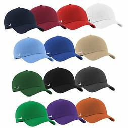 NIKE Heritage 86 Dri-FIT Adjustable Fit Cap Hat 102699 New -