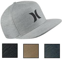 Hurley Men's Dri-Fit Icon 4.0 Snapback Hat Cap