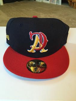 Jack's Surfboards Angels Fitted Hat  red blue gold