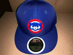 Kids Chicago Cubs New Era 59Fifty Fitted Hat Size 6 5/8