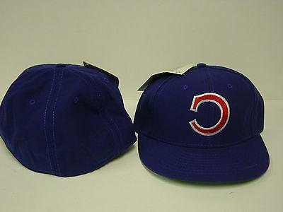 1934 chicago cubs baseball fitted hat cap