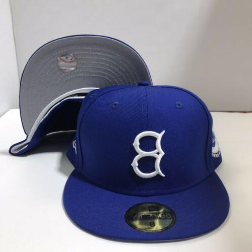 1955 World Series Dodgers Fitted Hat