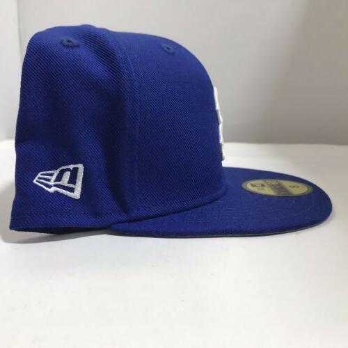 1955 Series Dodgers 59Fifty Fitted