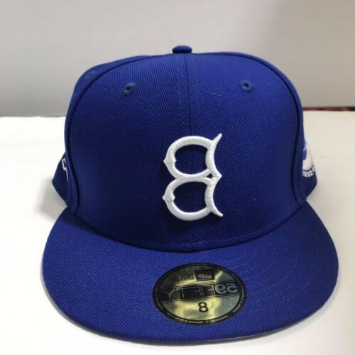 1955 Series Dodgers 59Fifty Fitted Hat