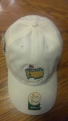 2019 MASTERS large fitted white hat TIGER WOODS JACK NICKLAU