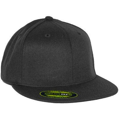 210 fitted flex hat black men s