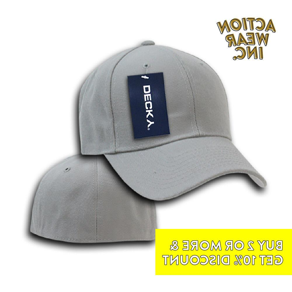 DECKY 402 HAT CAP CURVED +9
