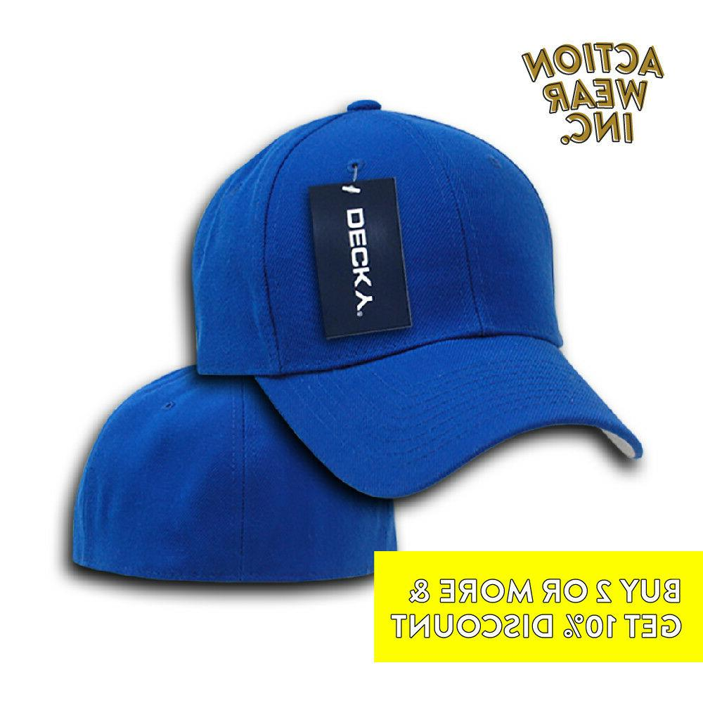 DECKY 402 HAT FITTED HATS CAP CURVED CAPS +9