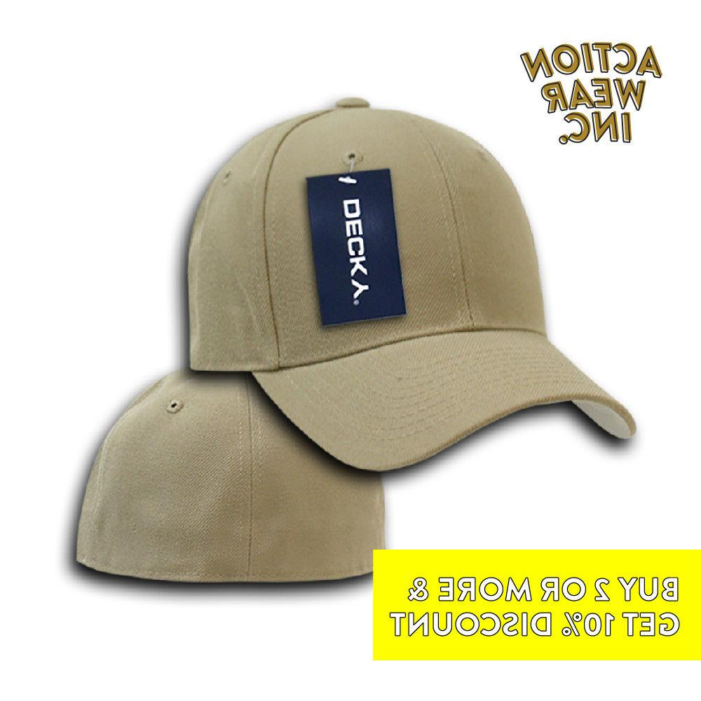 DECKY HAT CAP +9 COLORS